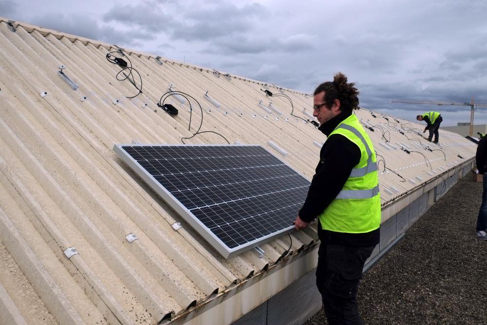 Bientôt de l'énergie solaire pour l'hôtel de ville