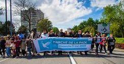 Marche de la paix