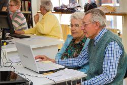 Ateliers informatiques pour seniors - niveau débutant