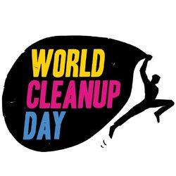 World CleanUp Day, la journée mondiale de nettoyage de notre planète