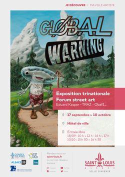 Exposition - Forum street art