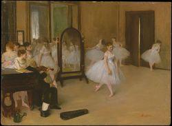 Cours en histoire de l'art : Edgar Degas