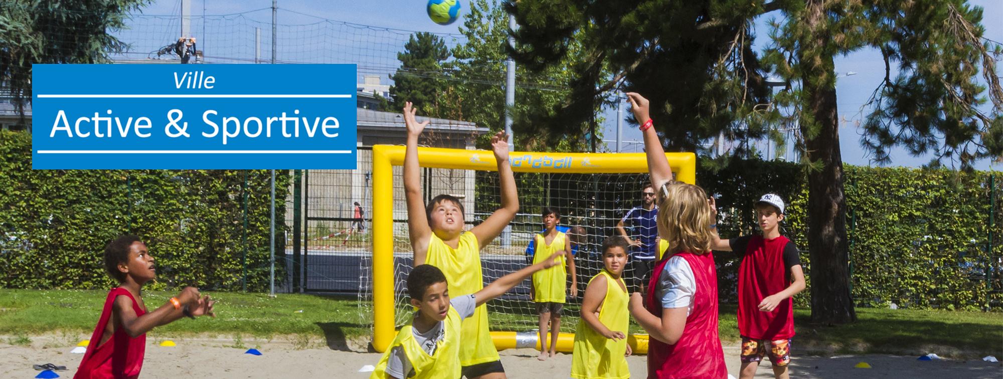 Saint-Louis décroche <br> le label « Ville active <br> et sportive »